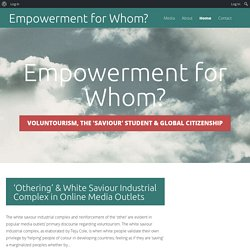 Home – Empowerment for Whom?