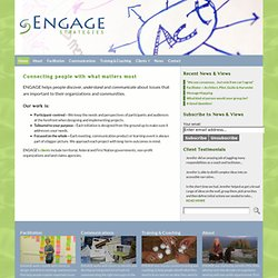 HOME | Engage Strategies