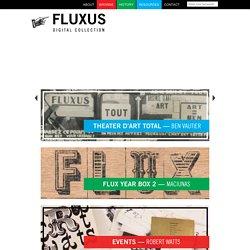 Fluxus Digital Collection