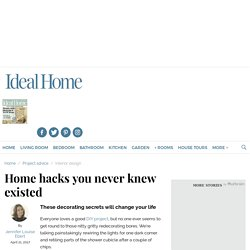 Home hacks you never knew existed   Ideal Home