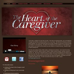 Home | Heart of the Caregiver