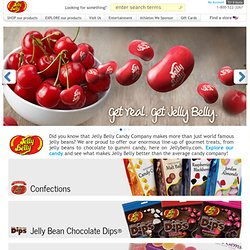 Jelly Belly Candy Store - Candy, jelly beans, chocolate, gummy, licorice and more.