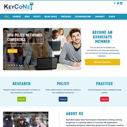 Welcome - KEYCONET
