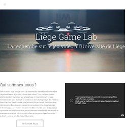 Liege Game Lab