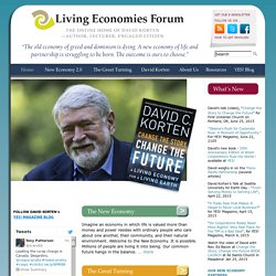 Home | Living Economies Forum