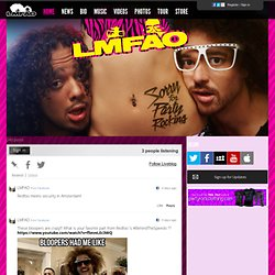 LMFAO | Official Site
