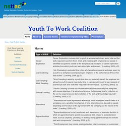 Youth to Work Coalition