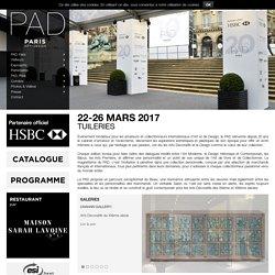 PAD Paris - 22-26/03/17