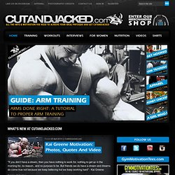 Home page | Cut and Jacked