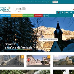 Home Page - Infodolomiti