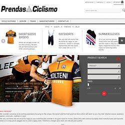 Santini 'Retro' Wool Jersey - Short Sleeve by Santini - Prendas Ciclismo