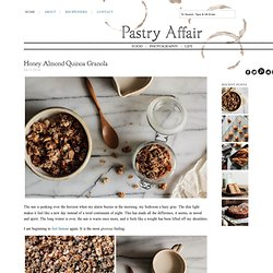 The Pastry Affair - Home