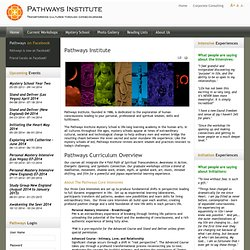Pathways Institute
