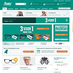 Home - Pearle Opticiens