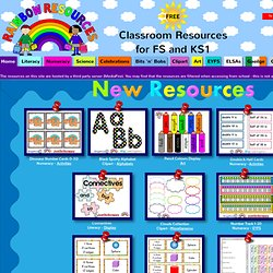 Displays - www.rainbowresources.co.uk