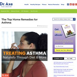 Top Home Remedies for Asthma, Asthma Symptoms & More - Dr. Axe