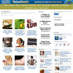 Home Remedies for... - Natural Society