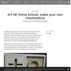 Art UK Home School: make your own masterpiece