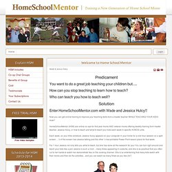 Home School Mentor