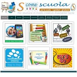 Home Page S Come Scuola - Studiare Facile