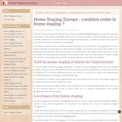 Home Staging Europe