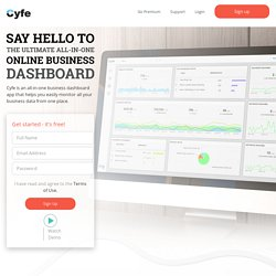 All-In-One Business Dashboard