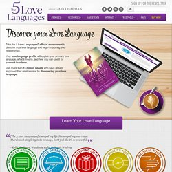 Home - The 5 Love Languages®