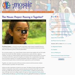 Home :: The Mosaic Project
