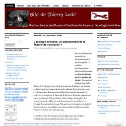 Thierry Lodé