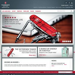 The Victorinox Swiss Army Flash Drive is the most popular Flash drive on the market