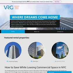 How to Save While Leasing Commercial Space in NYC