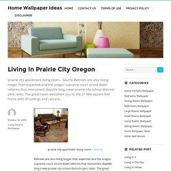 Living In Prairie City Oregon