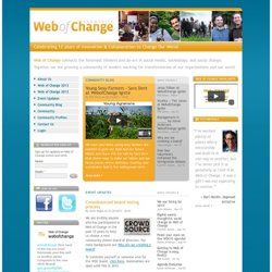 Home | Web of Change