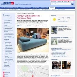 Home24 Outlet eröffnet im Prenzlauer Berg