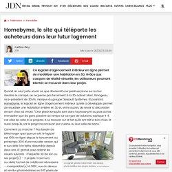 Homebyme, le site qui téléporte les acheteurs dans leur futur logement