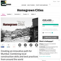 Homegrown Cities