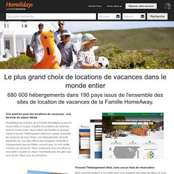 Homelidays - La Famille HomeAway