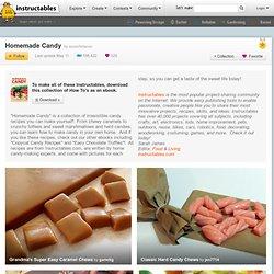 Homemade Candy: Free PDF