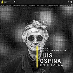 Homenaje a Luis Ospina
