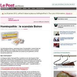 Homéopathie : le scandale Boiron - Athéenuation IV sur LePost.fr (23:41)