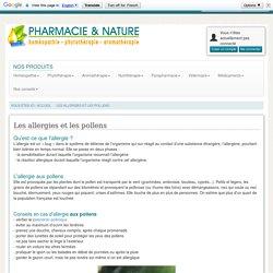 Les allergies - Homéopathie - huiles essentielles - Plantes
