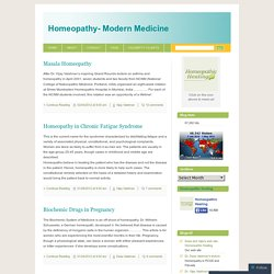 Everything about Homeopathy and Health