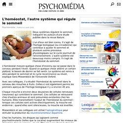 L'homéostat, l'autre système qui régule le sommeil