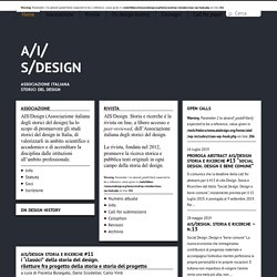 Homepage - AIS/Design