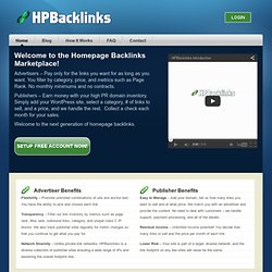 BuildMyRank.com – Link Building Service Featuring High Quality One-Way Backlinks