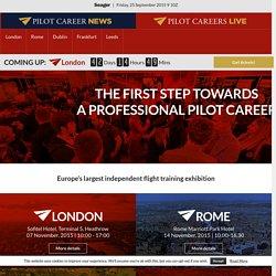 Homepage - Pilot Careers Live
