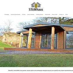 Homepage - Stomhaus