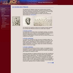 Homère, Iliade, Odyssée, Ulysse, Troie - expo BNF
