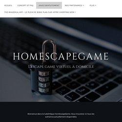 HomEscapeGame