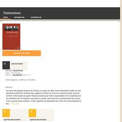 Homesman - Glendon Swarthout - Babelio